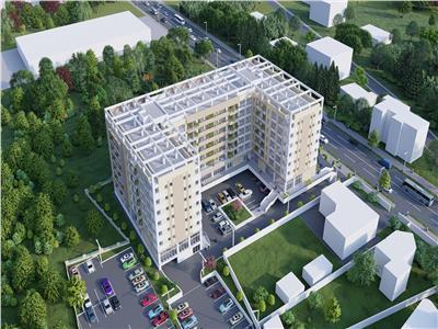 Apartament 1 camera D Bloc nou Bucium Lidll
