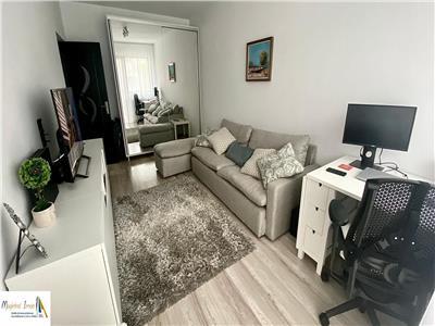 Apartament 2 camere D Bloc nou Mobilat Canta
