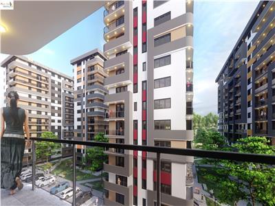 Apartament 1 camera D Bloc nou Poitiers-Frumoasa