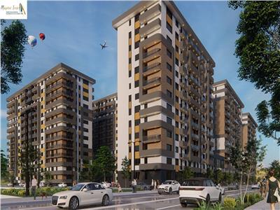 Apartament 2 camere Bloc nou Poitiers-Frumoasa