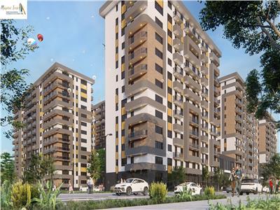 Apartament 3 camere D 78mp Bloc nou Poitiers-Frumoasa