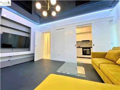 Apartament 3 camere 2 bai 90mp Bloc nou Tatarasi-Flora