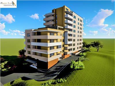 Apartament 2 camere D 58mp Bloc nou Tatarasi-Flora