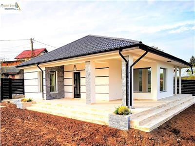 Casa individuala Teren 700mp Finalizata 4 camere Rediu