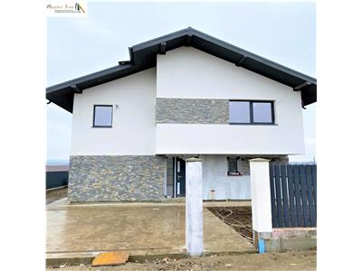 Casa individuala 4 camere 120mp Copou-Breazu