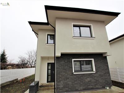 Finalizata! Casa individuala 146mp 4 camere Copou-Breazu