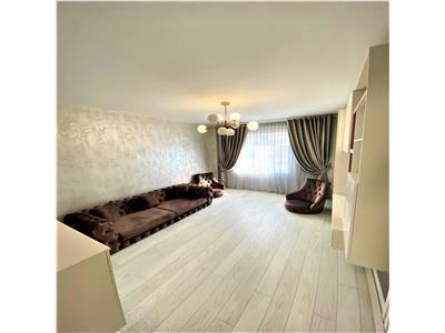 Apartament 3 camere D 2 bai Bloc nou Pacurari -Kaufland