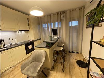 Apartament 2 camere Bloc finalizat Parcare Popas Pacurari