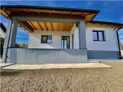 Finalizata!Casa individuala Beci 610mp Teren Canalizare Bucium- Visani